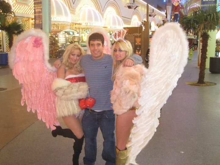 Nude Las Vegas Girls