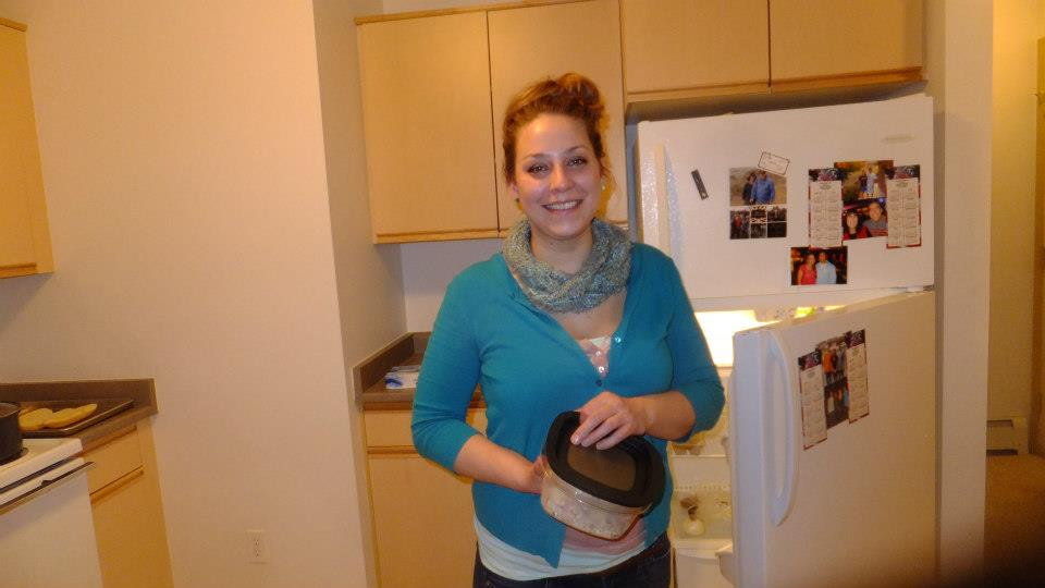 When Paige is in my kitchen, she does amazing things!