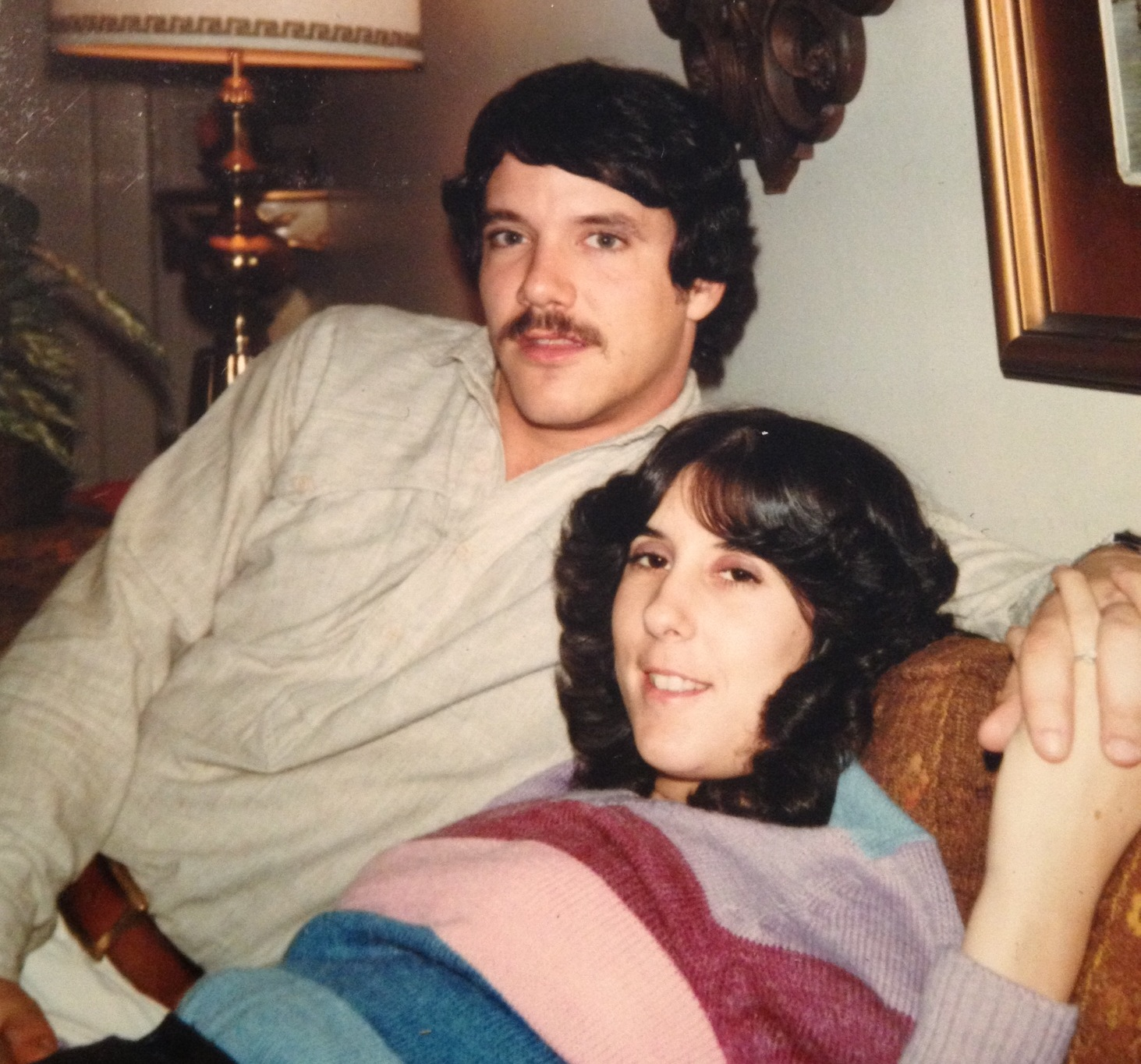 My mom and dad in their earlier years.