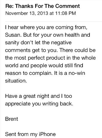 My Response