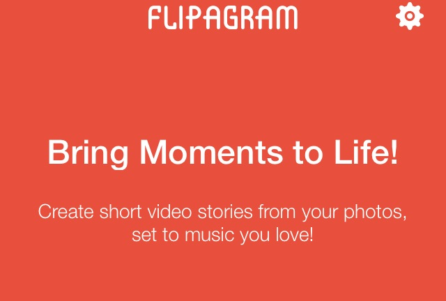 Flipagram is a lot of fun!