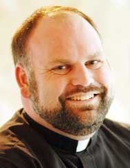 Fr. Carver will take over as pastor at St. Francis Xavier.