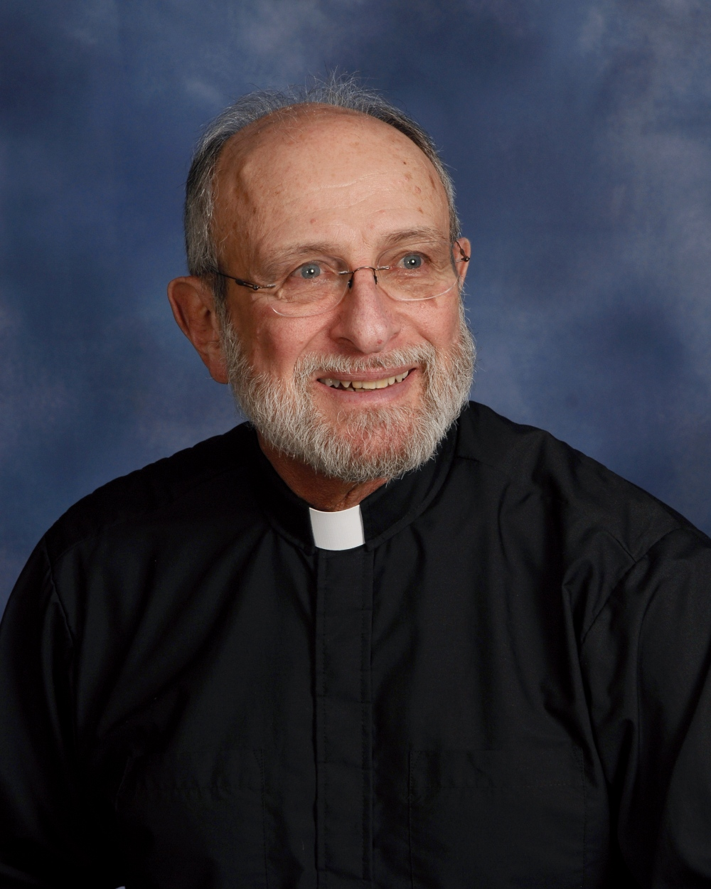 Fr. Perry has served as the pastor at St. Francis Xavier for 13 years (photo courtesy of www.sfxmissoula.com)