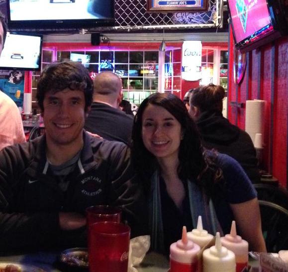 My sister turns 30 today. Happy Birthday, Miranda!