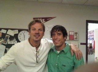 When it comes to personality, Phil Vassar is my favorite country music star.