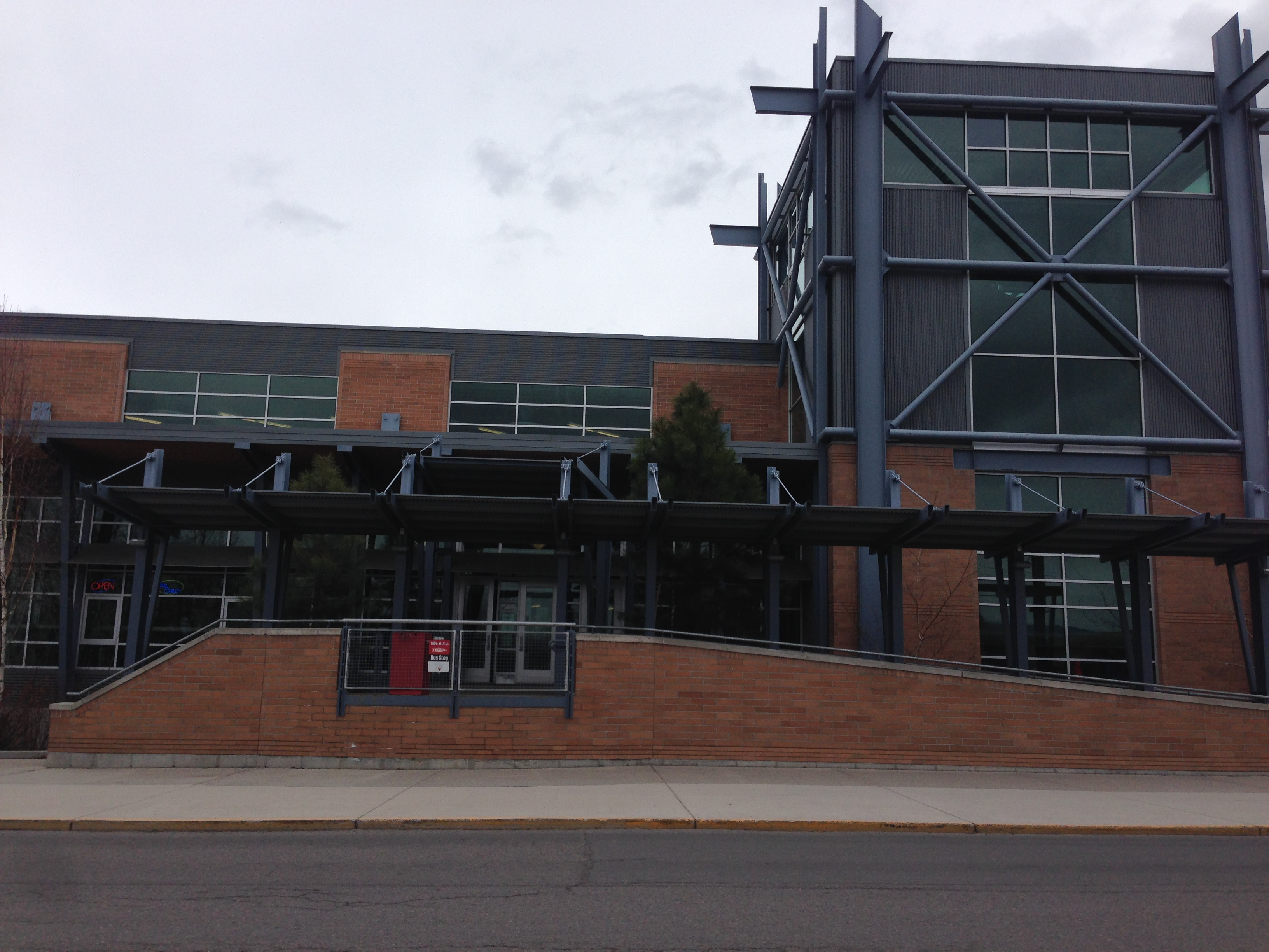 Out of my years in Missoula, I entered the doors of this facility more than any other place in the state.