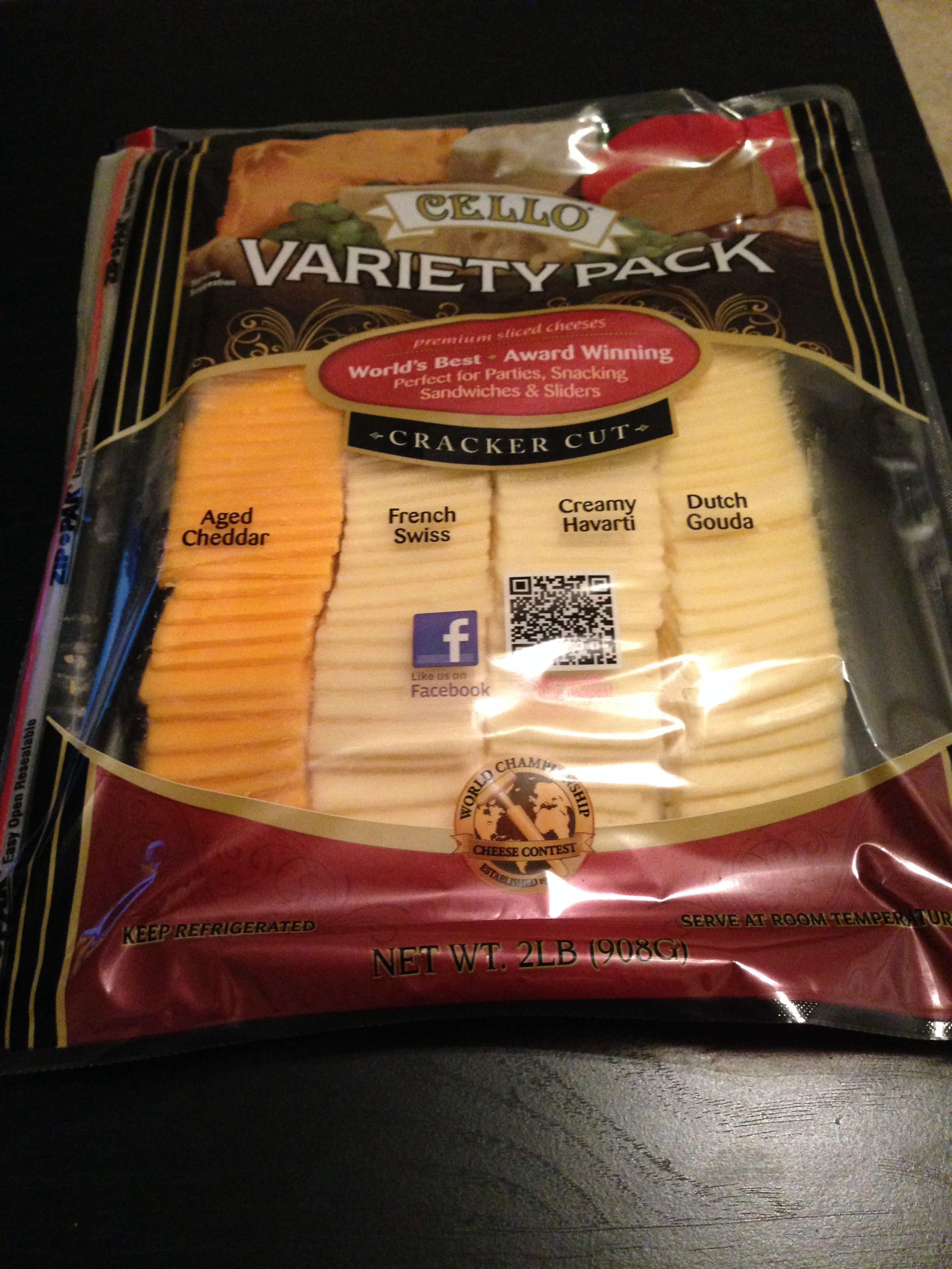 This is the cheese pack that Costco sells.