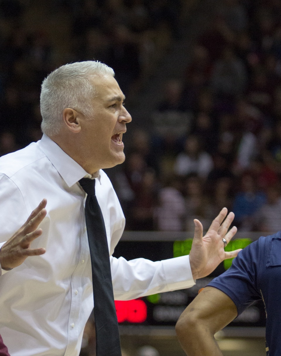 Congrats to Coach Tinkle. The Griz will miss him (photo credit to the legendary Todd Goodrich).