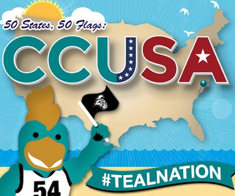 I give to you the CCUSA: 50 States, 50 Flags campaign (awesome graphic done by Regis Minerd).