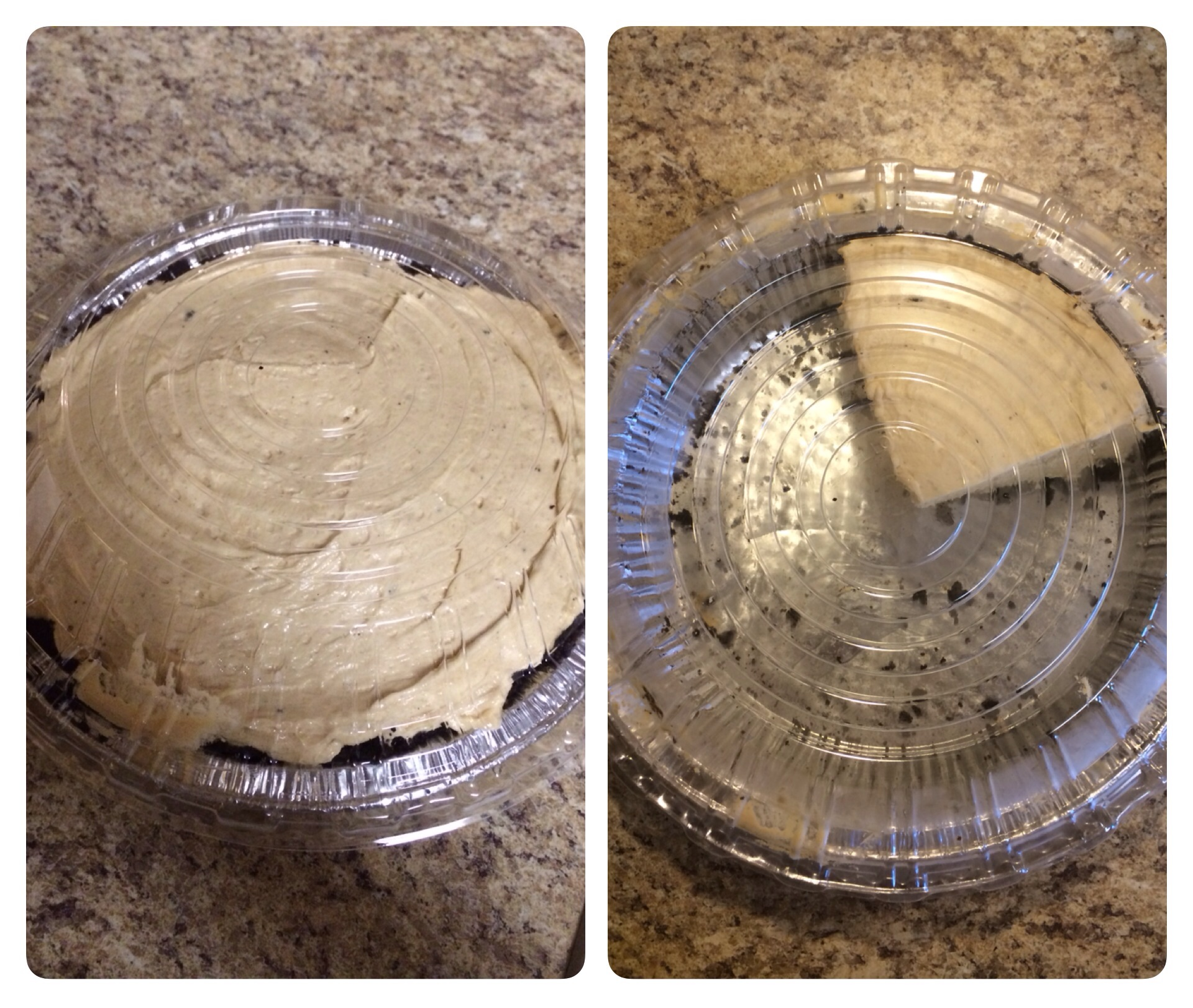 It has been a whole week and I am pleased to report that I still have some pie left!