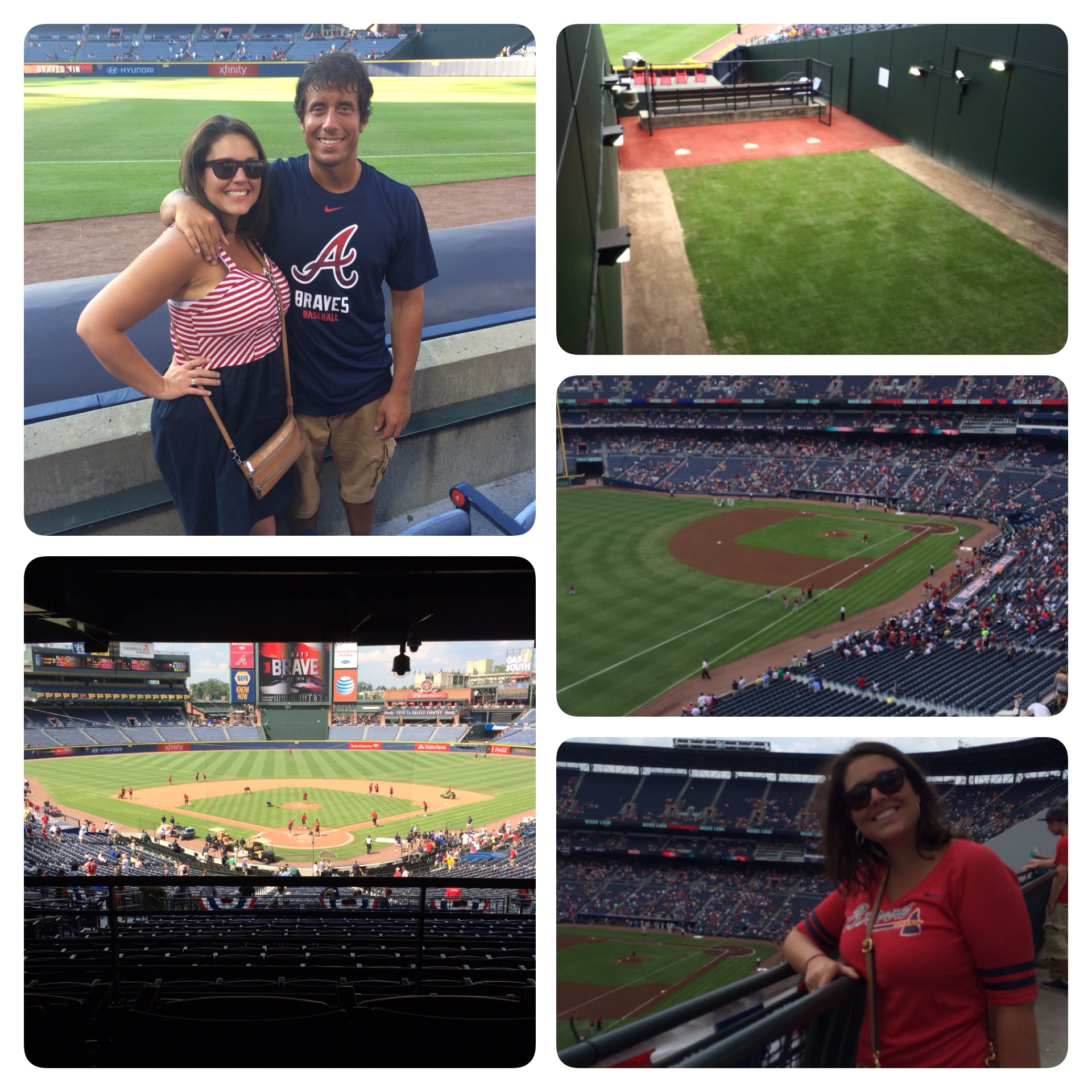 Turner Field is a great ballpark.