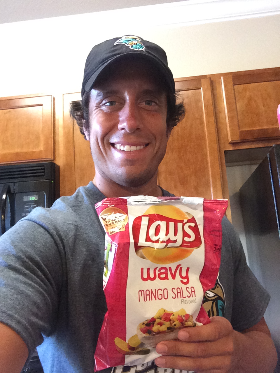 In the end my favorite chip in the #DoUsAFlavor promotion was the Wavy Mango Salsa flavor.