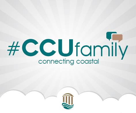 Yesterday, the #CCUfamily campaign made its debut (graphic created by the talented Daniel Mableton).