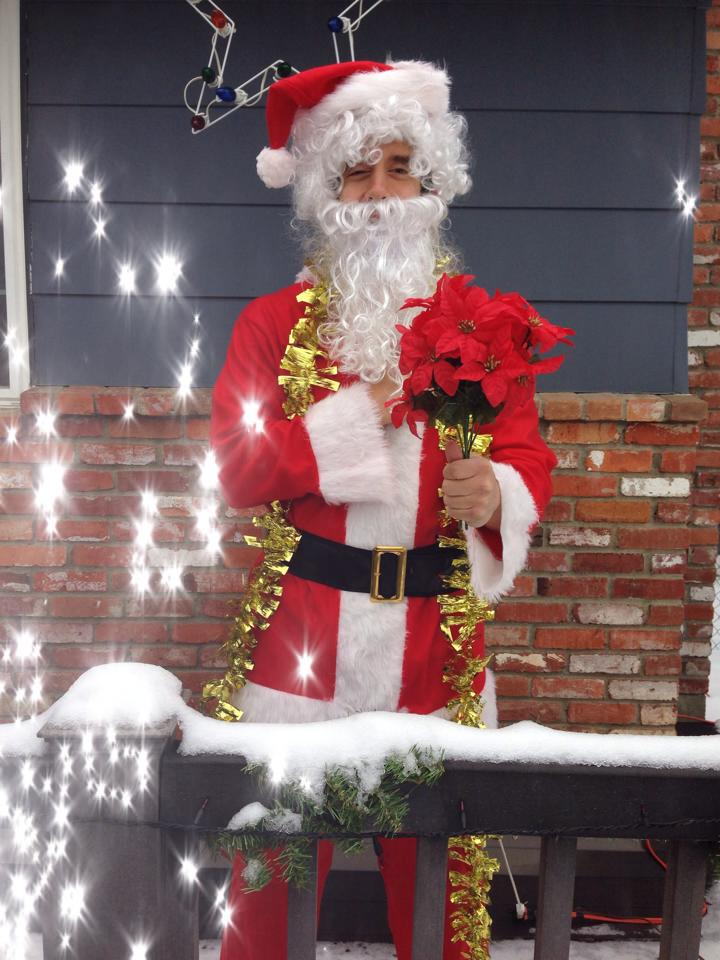 Ho Ho Ho from Brent Claus!
