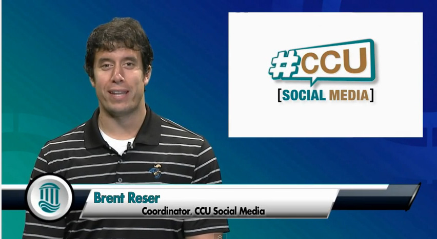 In my latest Social Circle segment I highlighted Instagram photos taken by CCU students.