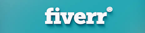 The Fiverr logo.