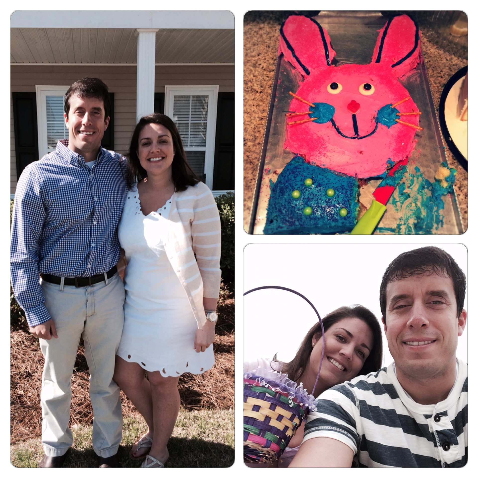 I had a very nice Easter!