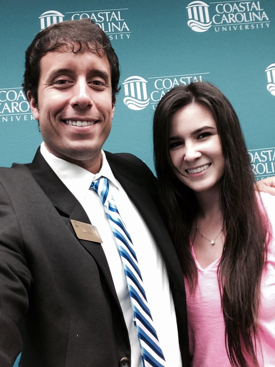 I am going to miss Alexandra!