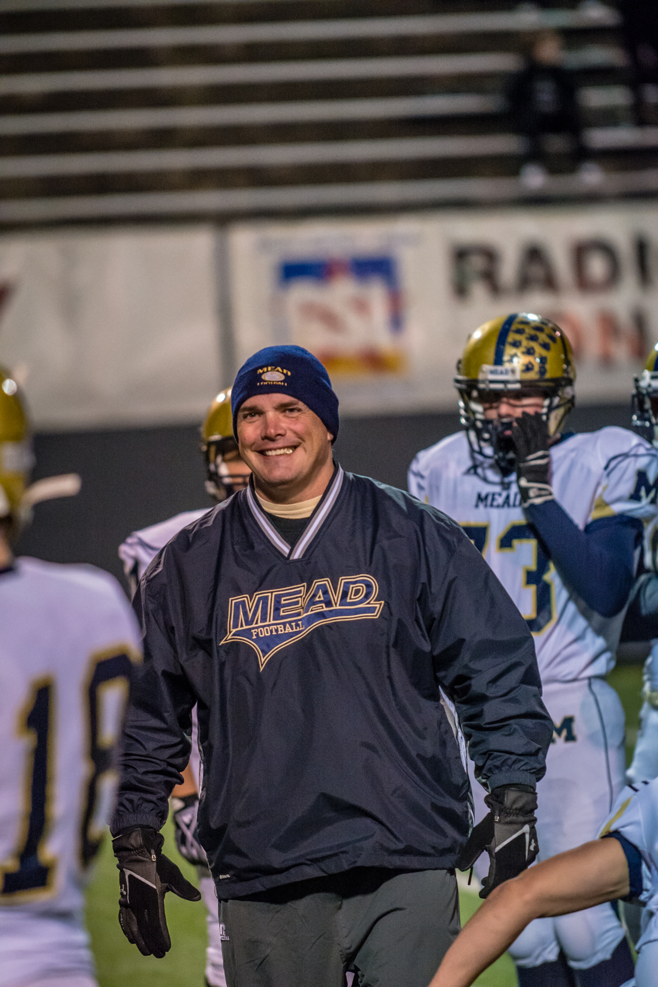 Sean Carty resigned as head football coach at Mead High School on Monday. His leadership will be missed.