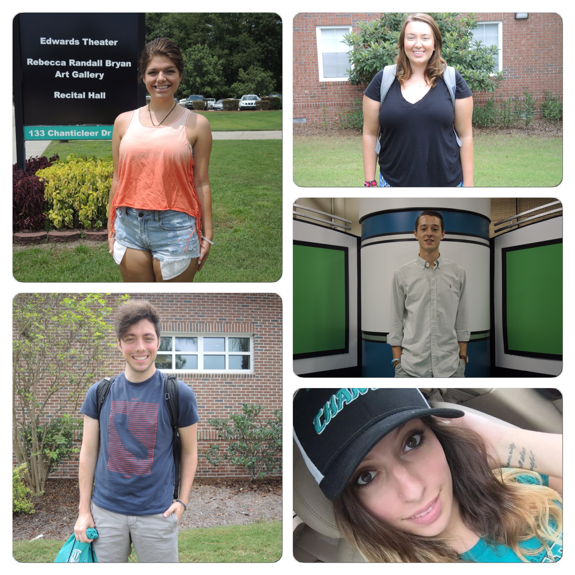 A look at my five #CCU Guest Snappers.