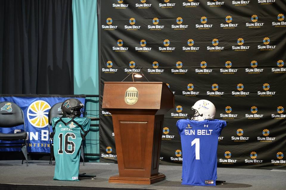 Today the announcement was made that Coastal Carolina University would join the Big South Conference (photo courtesy of Bill Edmonds, Coastal Carolina University).