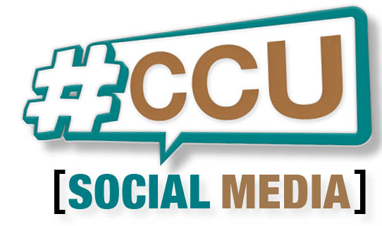 Follow #CCUSocialMedia for your behind-the-scenes pass to Coastal Carolina University.