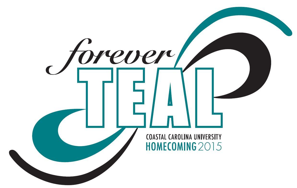 It is Homecoming Week at Coastal Carolina University.