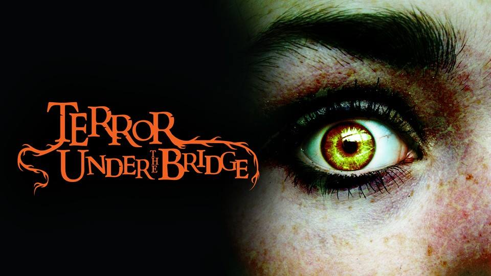 The Terror Under the Bridge logo.