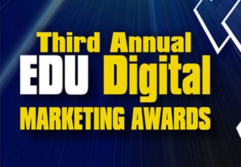 Coastal Carolina University received the gold award in the social media category for the Education Digital Marketing Awards.