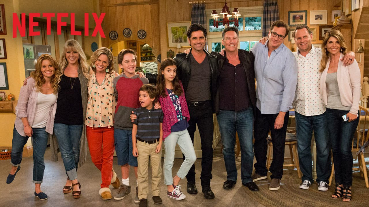 "I started to enjoy ""Fuller House"" a little bit more once the cast condensed."