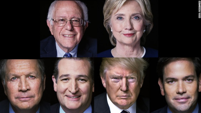 It is probably 99% certain that one of these individuals will become president. No matter the outcome, do you plan to stick around the United States?