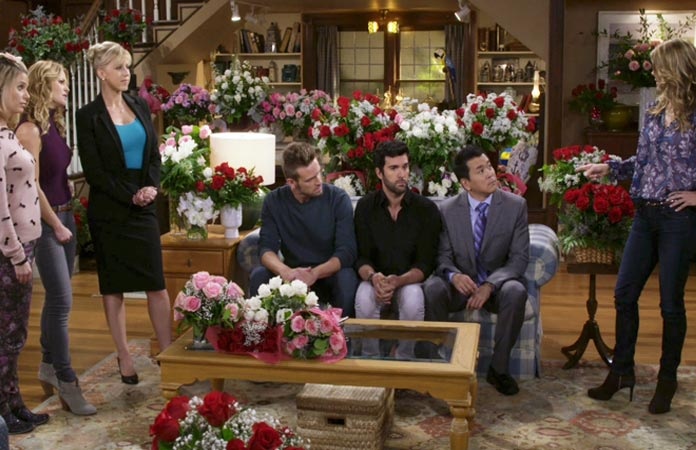 "I really enjoyed the ""roses"" episode of ""Fuller Hpuse"" and to add to it, Uncle Jesse was in it."