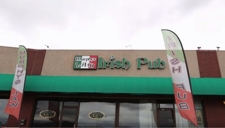 """Murphy's Law in Reno is depicted on the fifth season of """"Bar Rescue."""""""