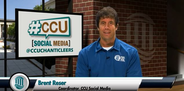Watch my latest Social Circle segment on Coastal Carolina University's Coastal Now program.