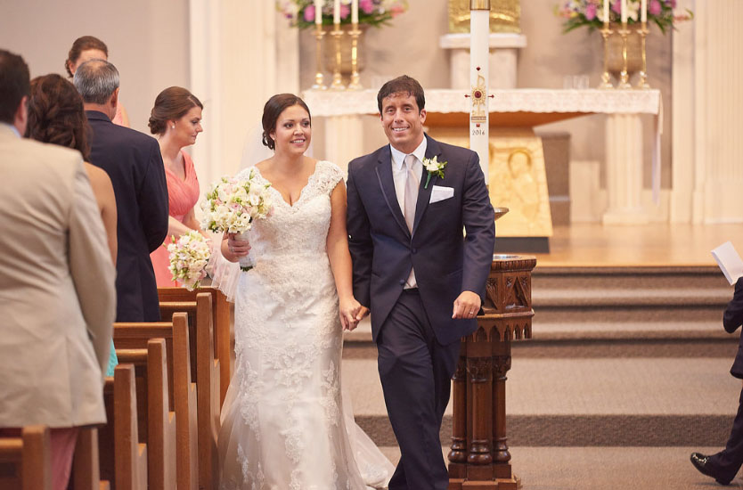 Now that looks like one very happy couple! (photo courtesy of Nicholas Gore Weddings Photography).