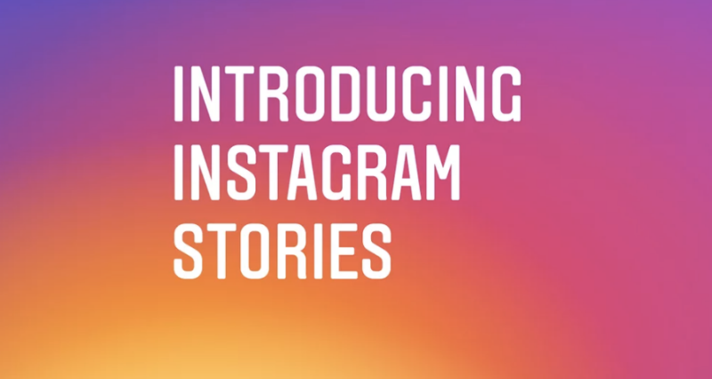 The introduction of Instagram Stories rocked the social media world this week.