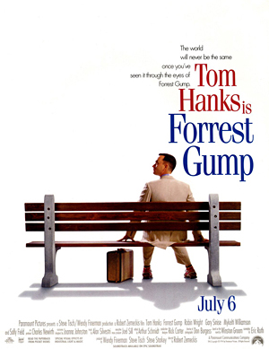 Forrest Gump is a masterpiece and I have ten major reason why I like it so much.