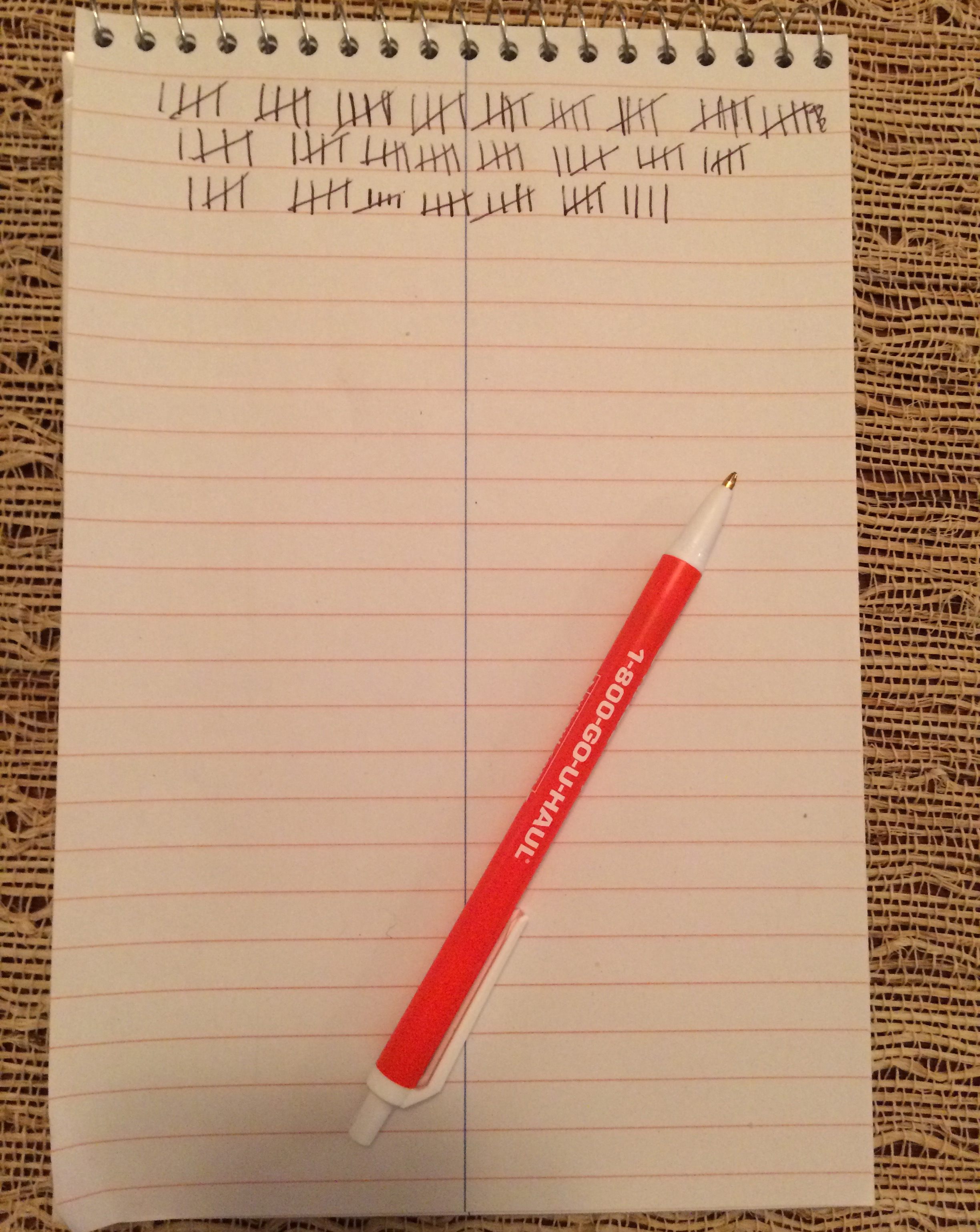 We kept a tally at my in-laws house as 119 trick-or-treaters visited their household.