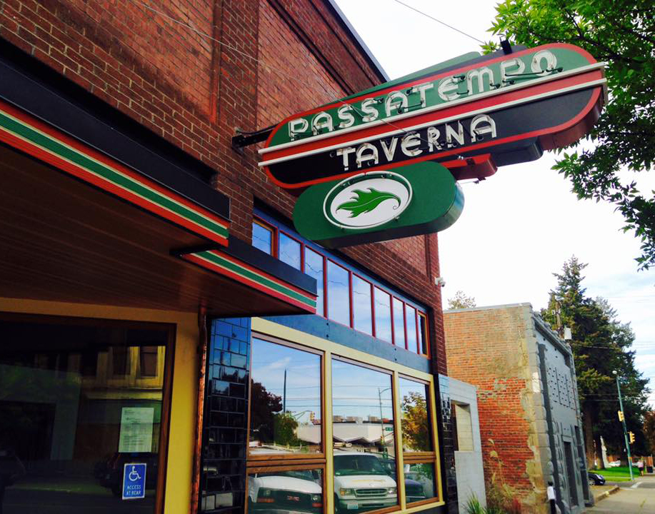 The Passatempo Taverna opened up in September of 2016. (photo courtesy of the Passatempo Taverna Facebook page).